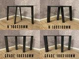 Boomstam tafels Eiken_