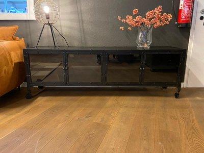 TV meubel Steel