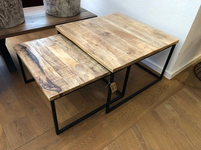 Salontafel set Wim