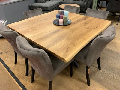Eichen Tisch Quadratisch